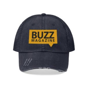 Buzz Magazine Unisex Trucker Hat