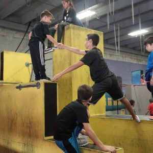 Meet Christopher Torres of Miami Freerunning & Parkour Academy