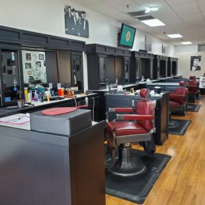 Meet George  Zavulunov  of Elegant Gents Barbershop