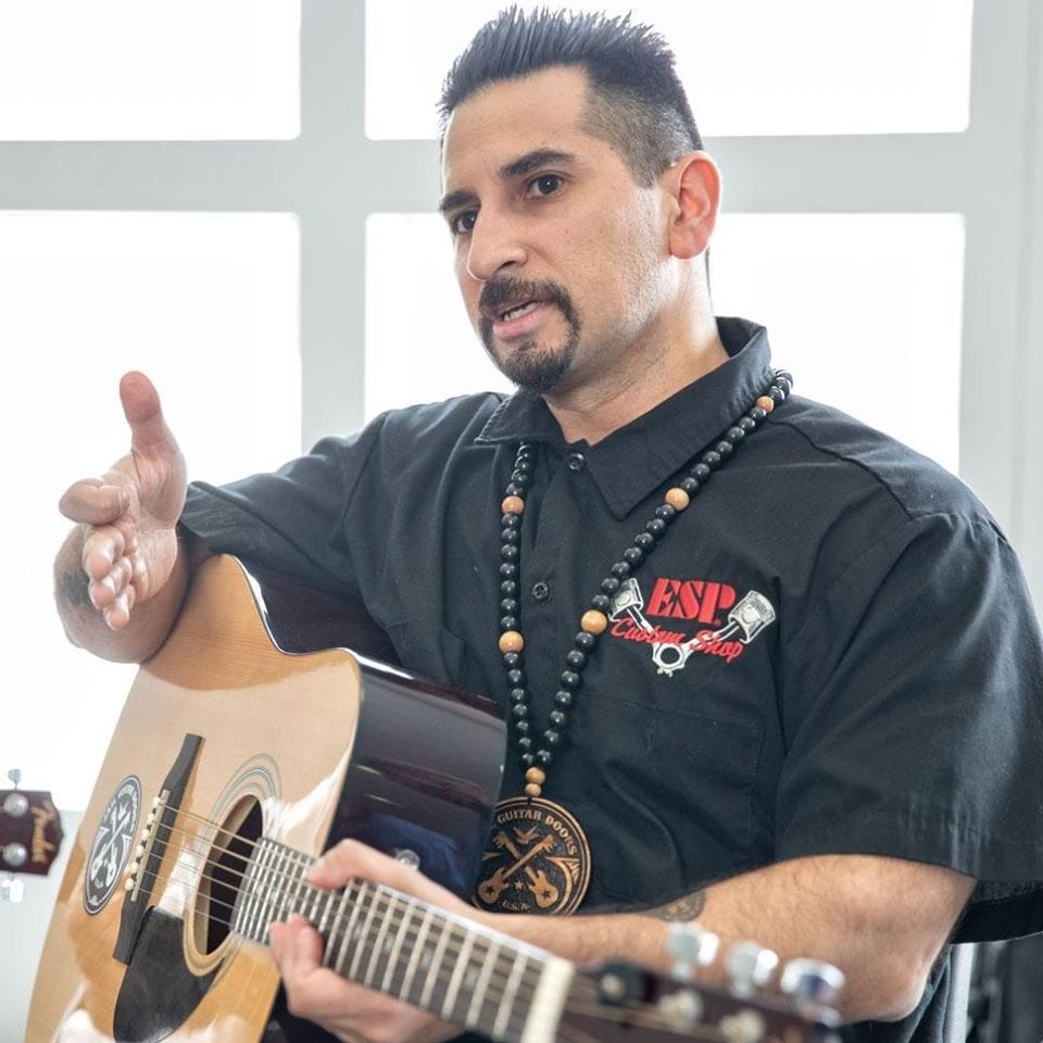 Buzz Magazine Interviews Gabe Rosales of Jail Guitar Doors
