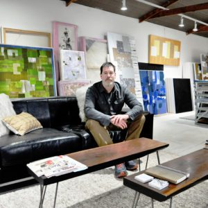 Meet Chris Wheeler of Pergamena Fine Art