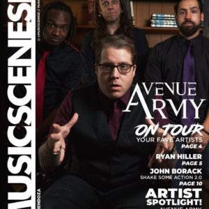 Meet Max Bergstrom of Avenue Army