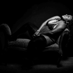 Meet Hue Haze of Hue Boudoir Photography