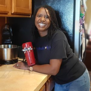 Meet Kisha Scroggins of Honey Bunch Bake Shop