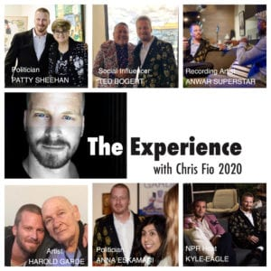 Meet Chris Fio of The Experience with Chris Fio
