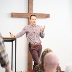 Meet Pastor Lucas Bitter of Intown Lutheran Church