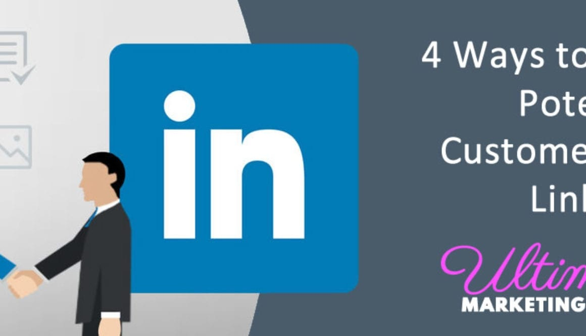 4 Ways to Find Potential Customers on LinkedIn