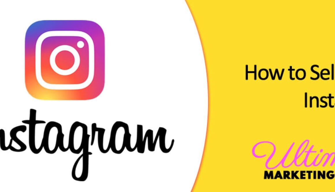 How to Sell From Instagram