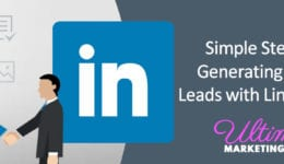 Simple Steps for Generating More Leads with LinkedIn