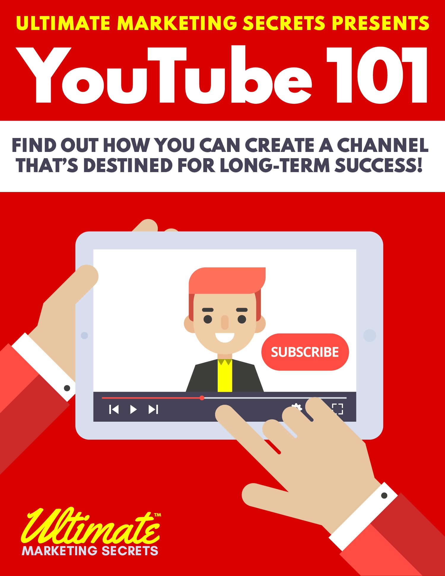 YouTube 101 Cover