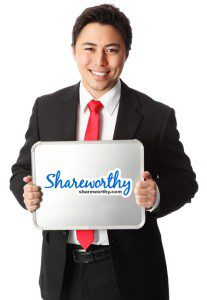 be-shareworthy
