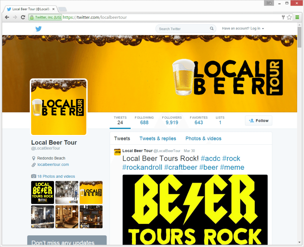 local-beer-tour-twitter